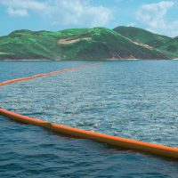Photo : Ocean Cleanup