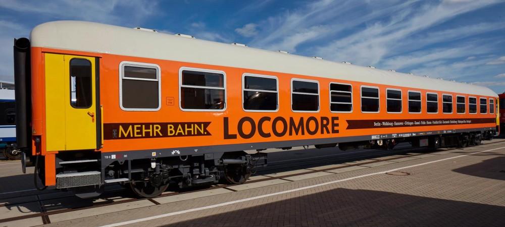 Locomore : une ligne de train écolo et rétro