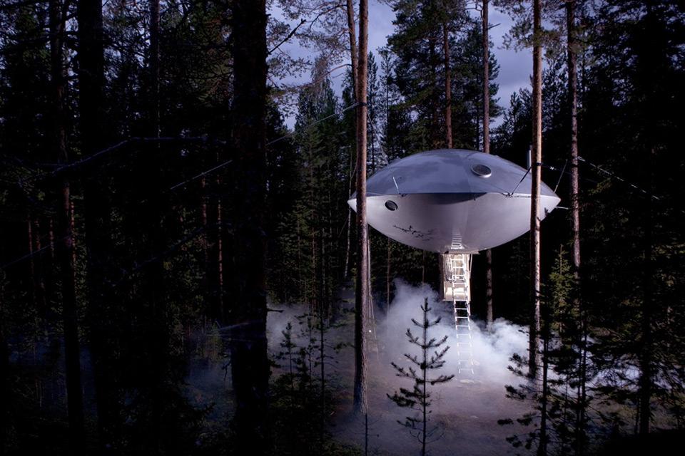 Crédits : Tree Hotel