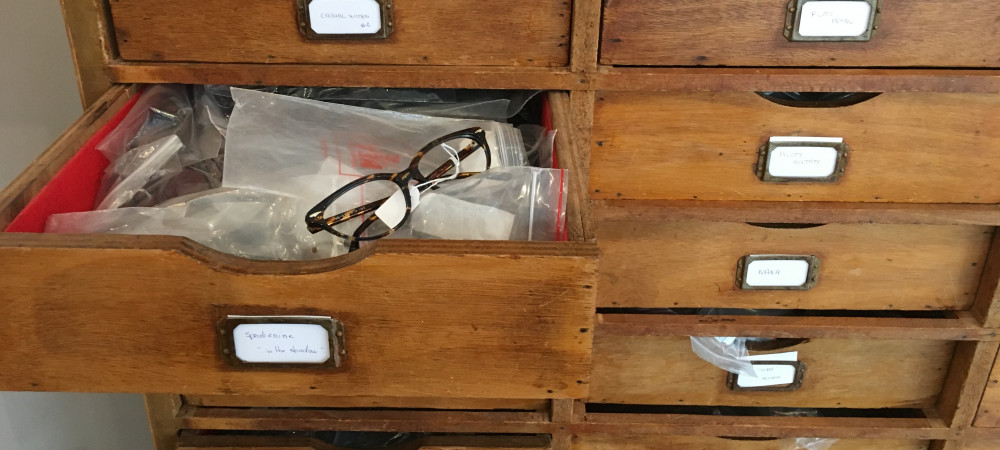 Dingue de Lunettes » offre une seconde vie aux anciennes montures ... 997e6a23e153