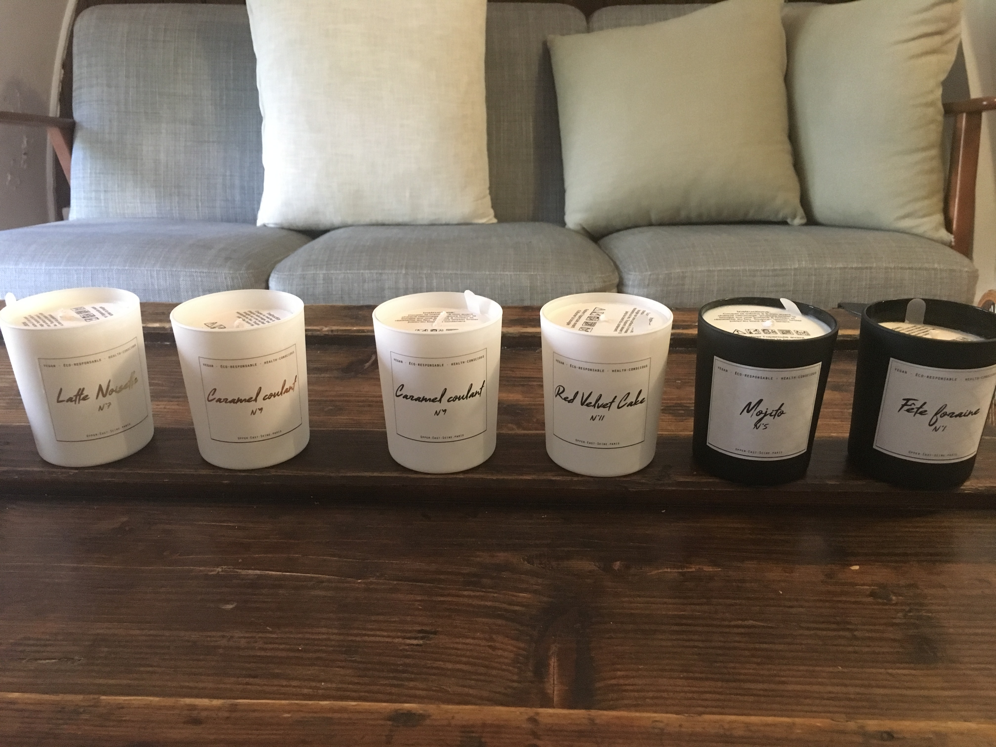 upper east seine des bougies parfum es naturelles et engag es reponse conso. Black Bedroom Furniture Sets. Home Design Ideas