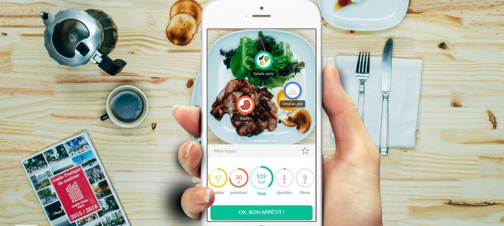 Foodvisor, l appli qui analyse votre repas avec une simple photo b60de4705f8