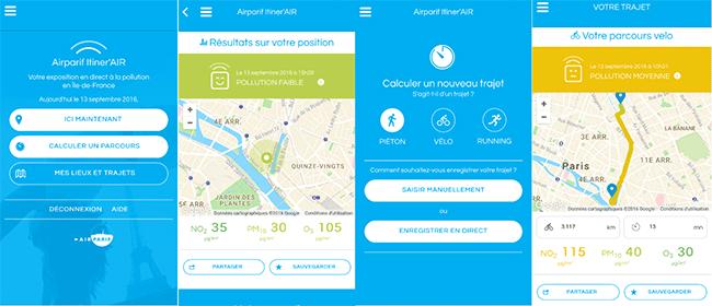application-airparif-itinerair