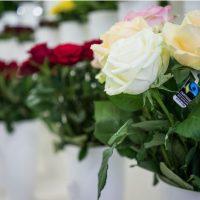 De biens belles roses