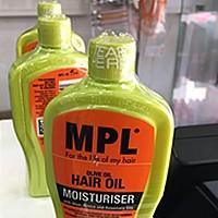 huile pour cheveux