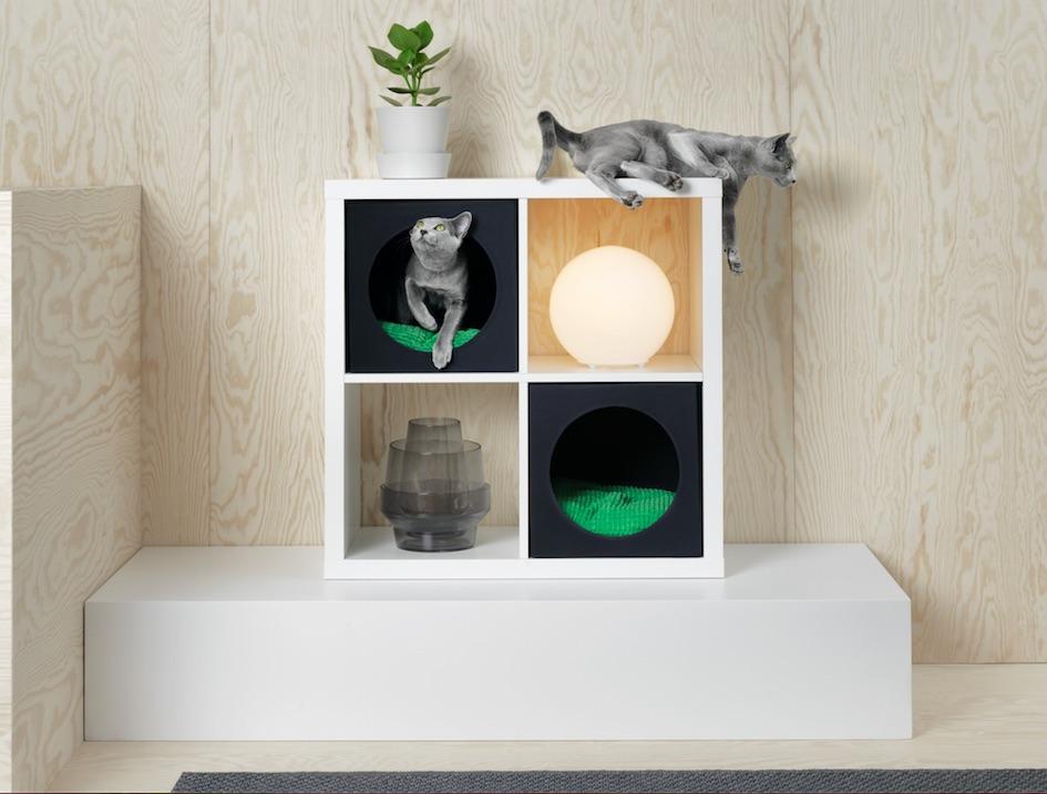 ikea sa collection d accessoires pour animaux enfin disponible reponse conso. Black Bedroom Furniture Sets. Home Design Ideas