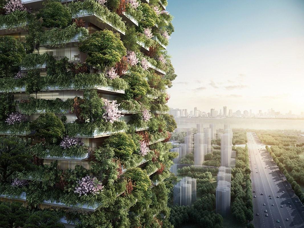 Crédit : Stefano Boeri Architects