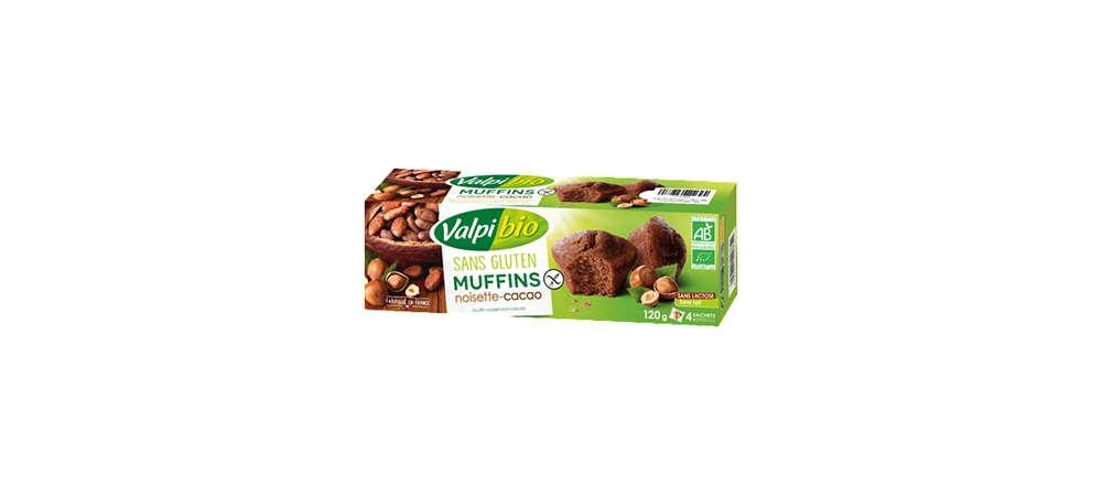 muffin sans lait