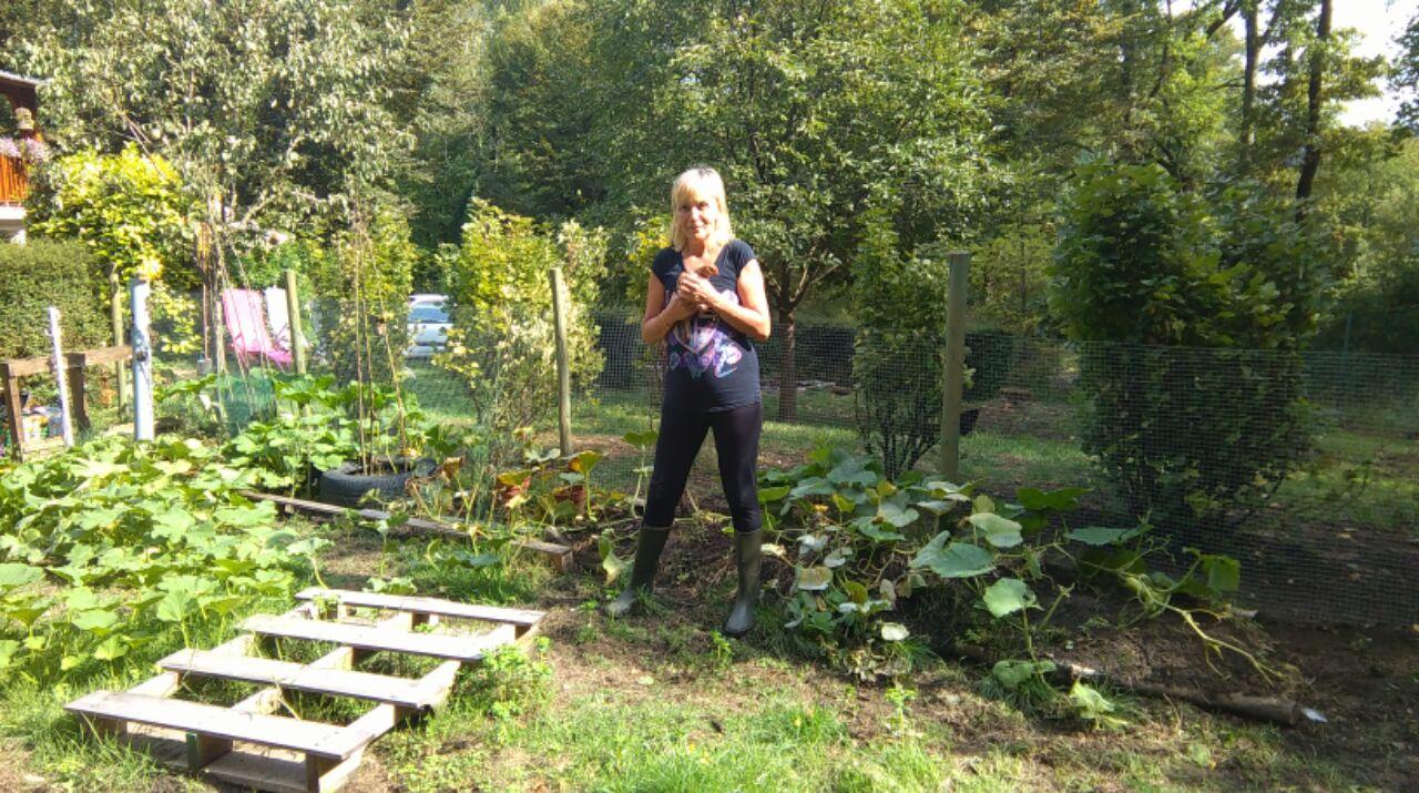 La permaculture ou le jardinage sans pesticides et presque for Jardin permaculture