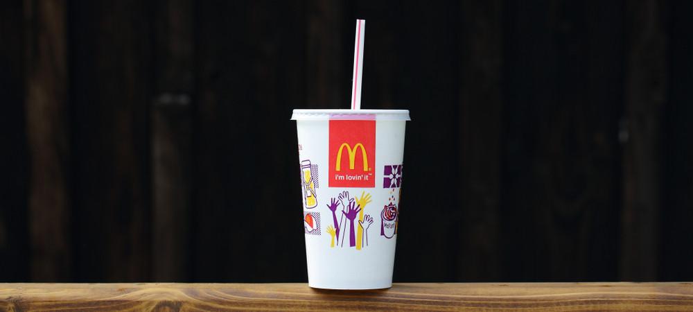 mcdonald u0026 39 s bannit les pailles en plastique au royaume