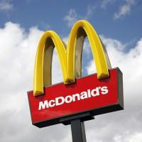 Une limace dans son McDonald's