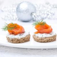 Vers une pénurie de saumon fumé à Noël