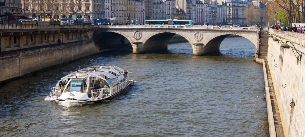 Pass Navigo fluvial