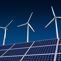 France : 100 % d'énergies renouvelables