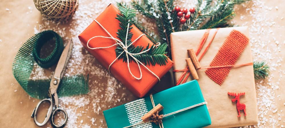 Noël : comment emballer ses cadeaux de façon écolo ?