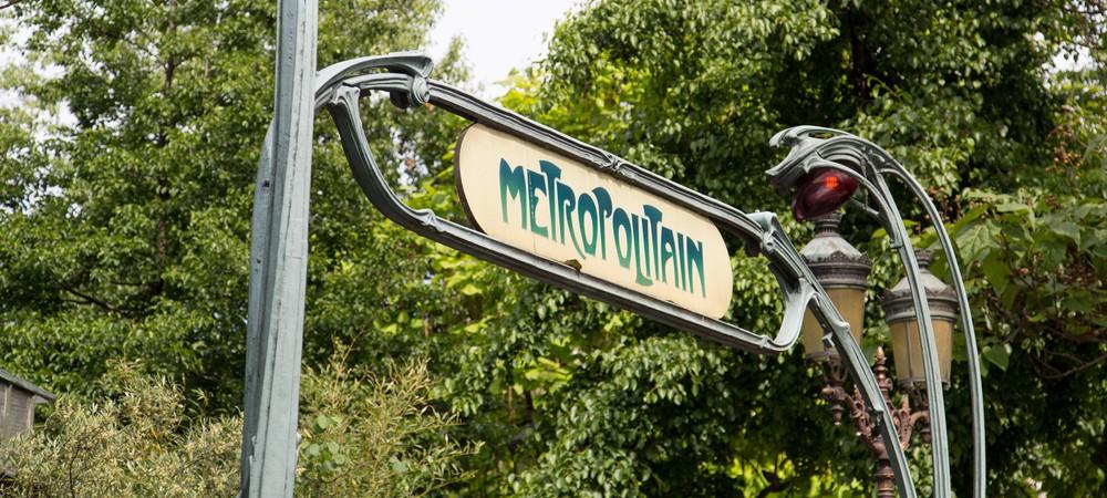 Des espaces verts dans le métro parisien ?