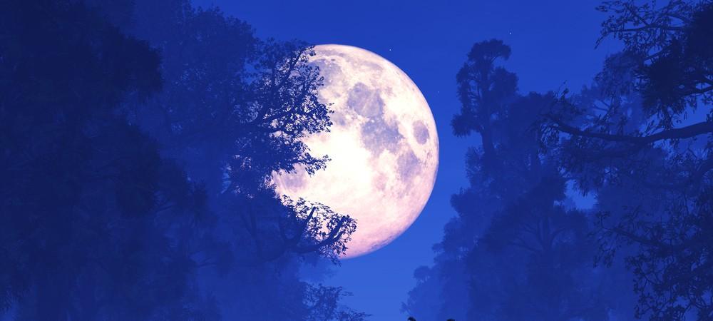 Une super Lune le 14 novembre prochain