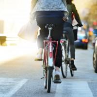 Seuls 2% des actifs vont au travail à vélo