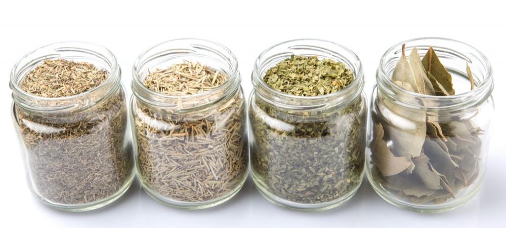 Les herbes aromatiques sèches, un produit de luxe ?