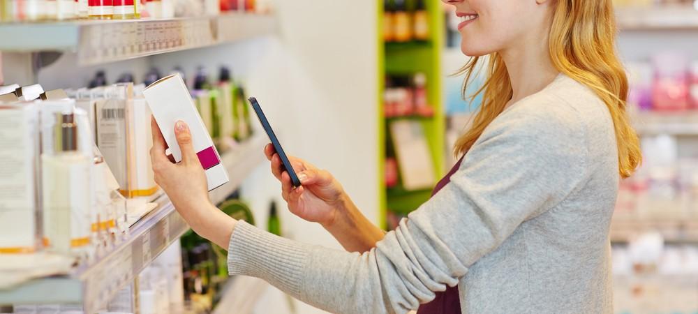 Cette appli détecte les ingrédients nocifs dans vos cosmétiques