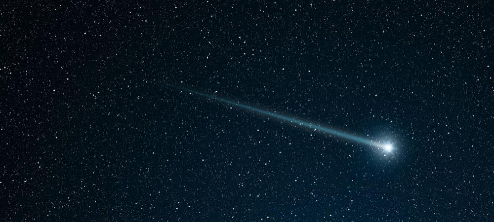 Une pluie d'étoiles filantes dans la nuit du 13 au 14 décembre