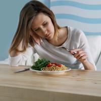 dépression alimentation