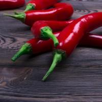 Le piment rouge est bon pour la santé