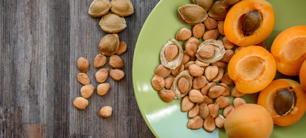 L'abricot contient en son noyau une amande qui, consommée à l'excès, pourrait être toxique.