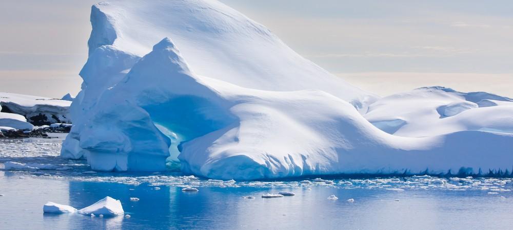 Les déchets en plastique s'accumulent dans l'Arctique