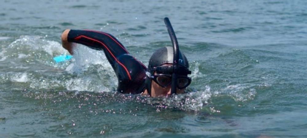 Crédit : The Longest Swim