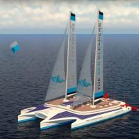 The Sea Cleaners : un voilier pour dépolluer les océans